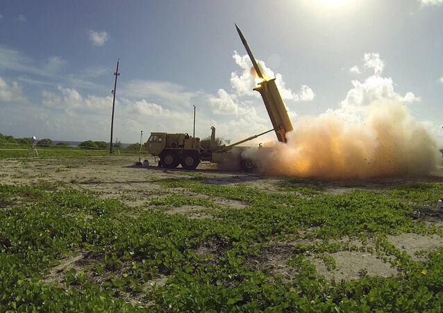 Sistema de mísseis antibalísticos dos EUA, THAAD