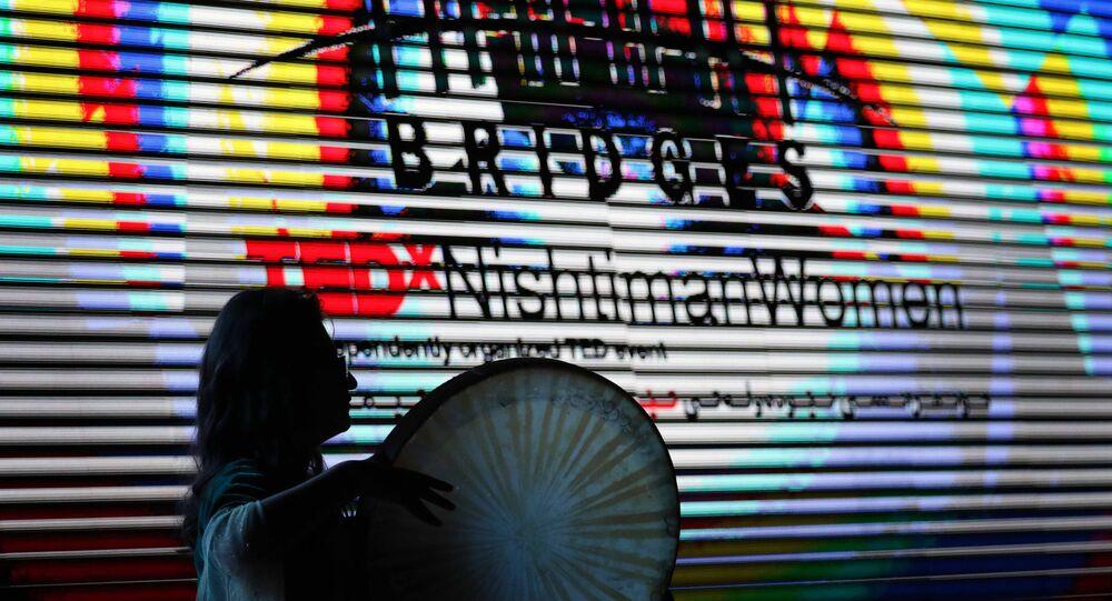 Conferência da TEDx (imagem de arquivo)
