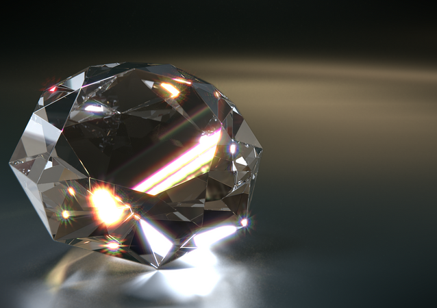 Diamante (imagem ilustrativa)