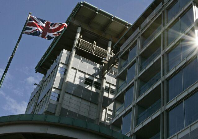 Embaixada do Reino Unido em Moscou (foto de arquivo)