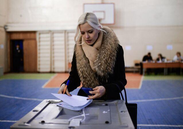 Eleições presidenciais russas, 18 de março de 2018