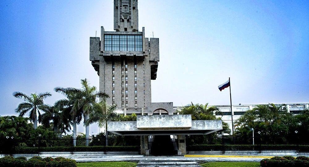 Embaixada da Rússia em Havana, Cuba