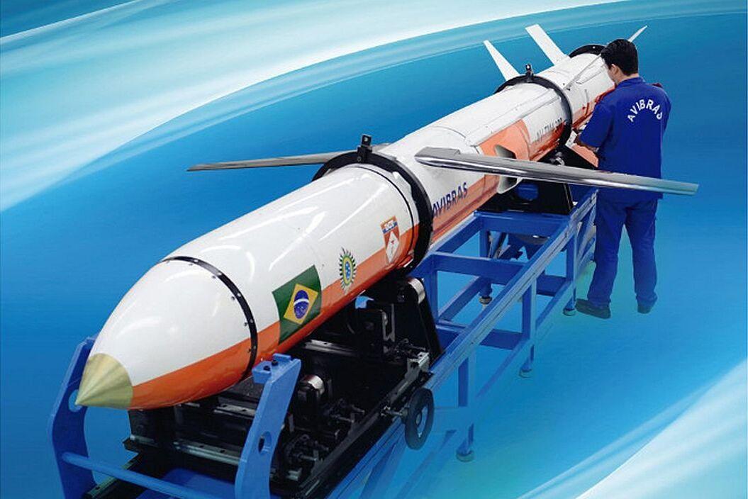 Novo míssil brasileiro é 'espetacular' e capaz de destruir infraestrutura  inimiga, diz especialista - Sputnik Brasil