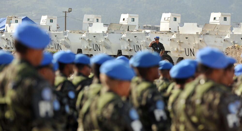 Militares brasileiros na missão da ONU para o Haiti (Minustah)