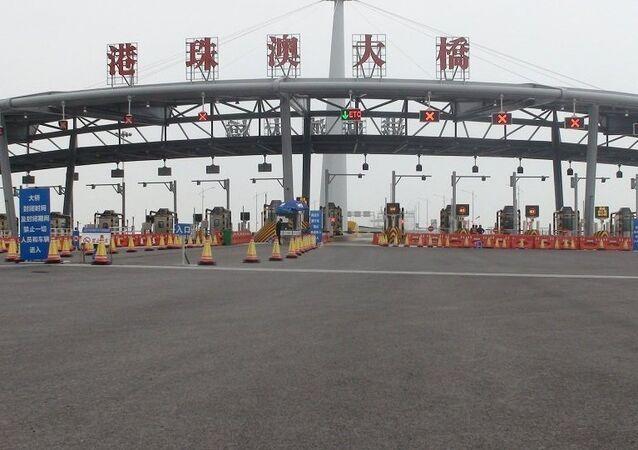 Ponte Hong Kong-Zhuhai-Macau
