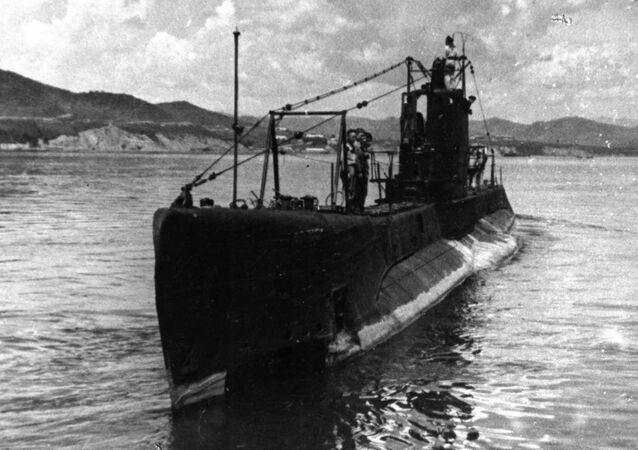 Submarino soviético S-117 (SCH-117)