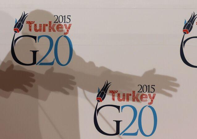 Encontro dos Ministros das Finanças do G20 em Istambul