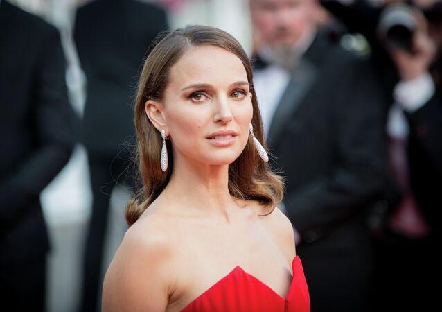 Natalie Portman na 68ª edição do festival de Cannes, na França