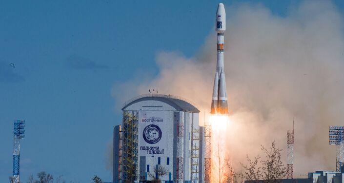 Primeiro lançamento do Cosmódromo Vostochny