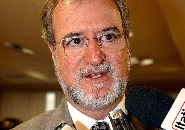 Eduardo Azeredo, ex-governador de Minas Gerais pelo PSDB