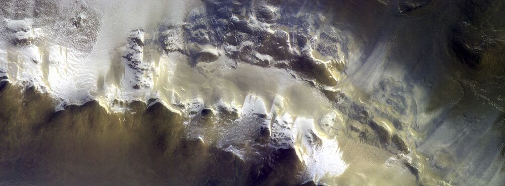 As melhores fotos do espaço em abril