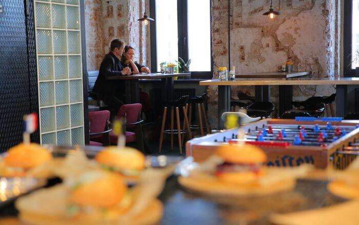 Restaurante VOLK burgers