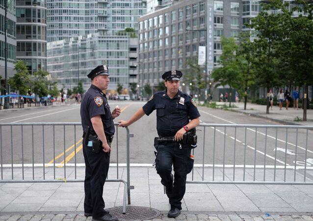 Polícia de Nova York (foto de arquivo)