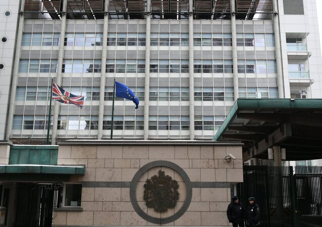 Embaixada do Reino Unido em Moscou