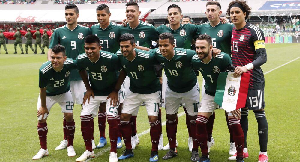 Seleção Nacional Mexicana