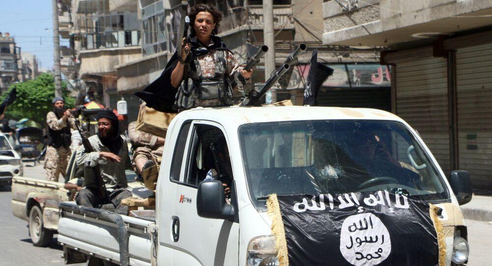 Insurgentes da Frente Nusra