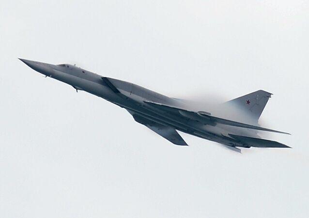 Bombardeiro estratégico russo Tu-22M3