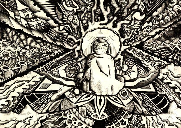 Hell0 Darinzo by Nicholas Darinzo