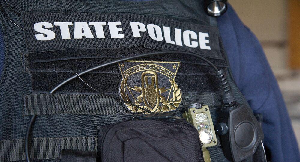 Polícia do estado norte-americano de Nova Jersey