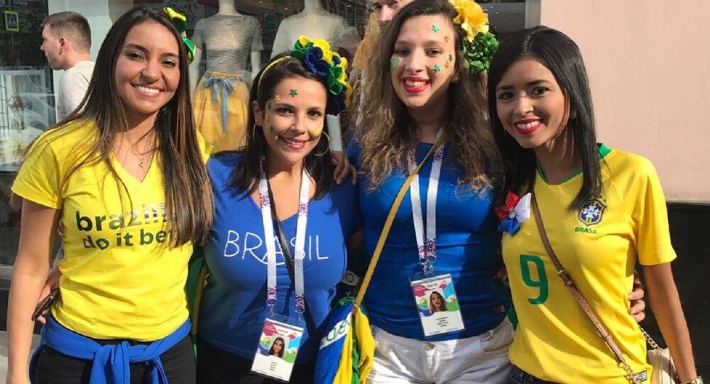 Grupo Elas na Copa