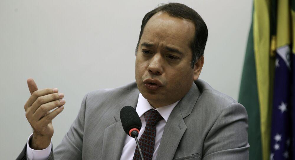 Ministro do Esporte do Brasil, Leandro Cruz Fróes da Silva