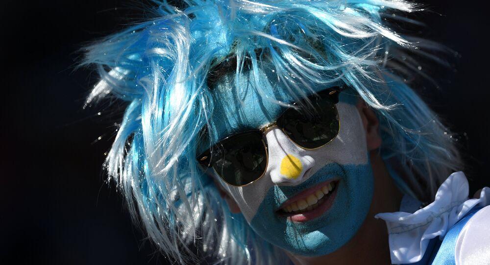 Torcedor argentino