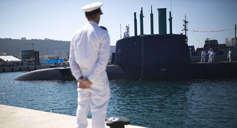 Submarino israelense da classe Dolphin I