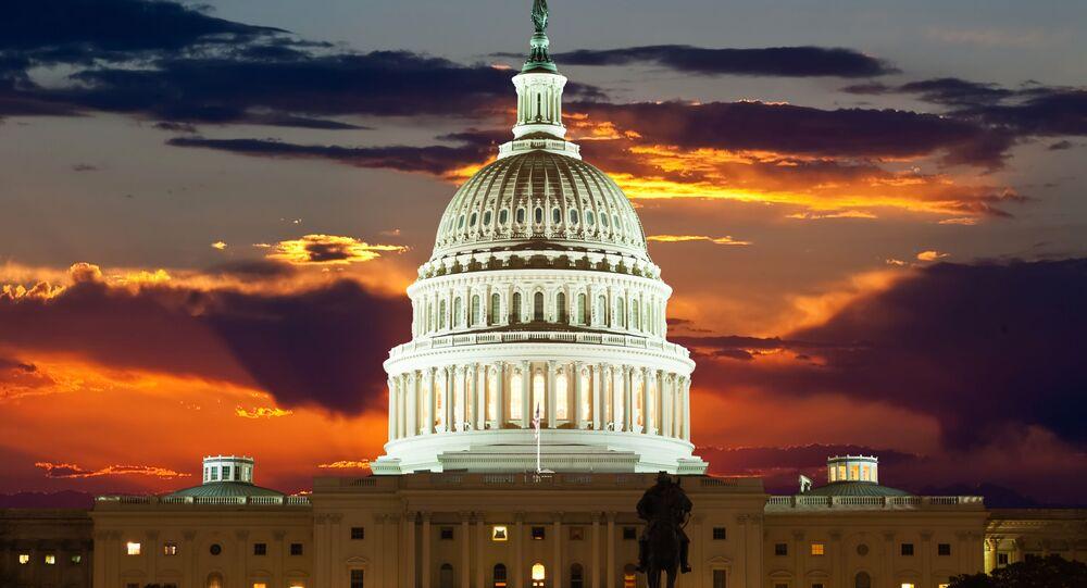 Capitólio dos Estados Unidos, Washington