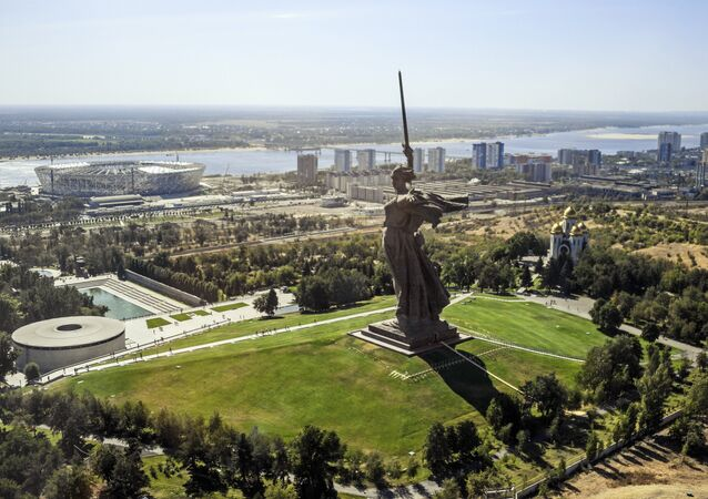 Volgograd Arena, Volgogrado