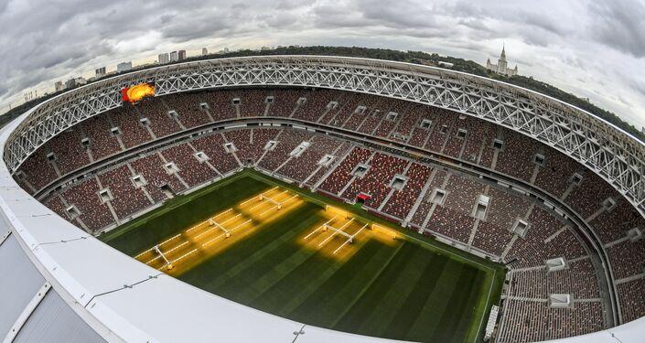 Estádio Luzhniki, Moscou