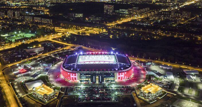 Estádio Spartak, Moscou