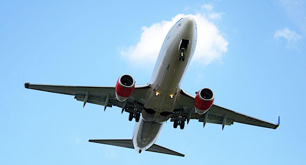 Avião Boeing (imagem referencial)