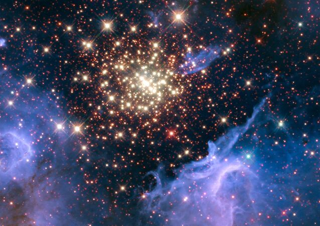 Nebulosa NGC 3603