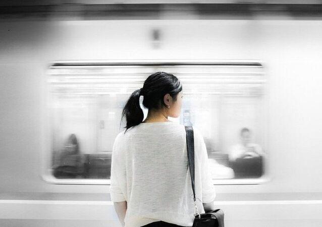 Assédio sexual em transportes públicos