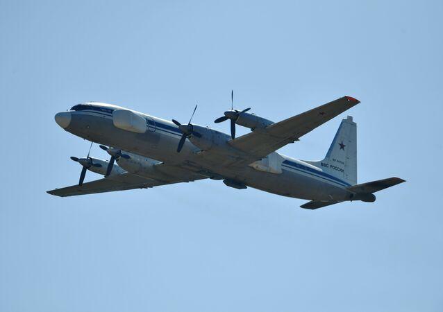 Ilyushin IL-22 PP