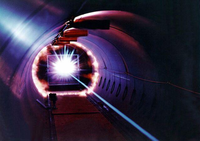 Laser (imagem referencial)