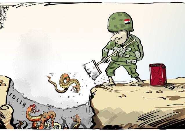 Terrorista que mata terrorista faz favor imenso à humanidade