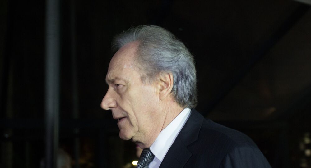 Ricardo Lewandowski, presidente do Supremo Tribunal Federal.
