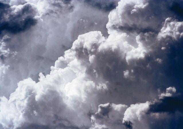 Nuvens (imagem referencial)