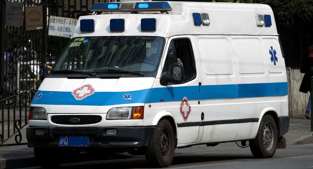 Equipes de resgate conseguiram salvar 11 pessoas até o momento