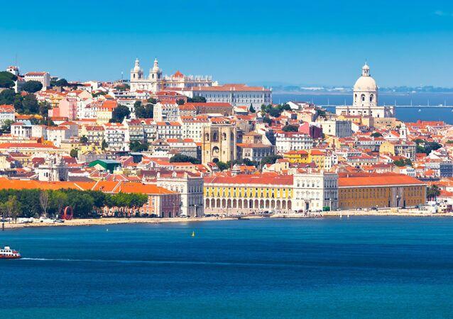 Vista de Lisboa (foto de arquivo)