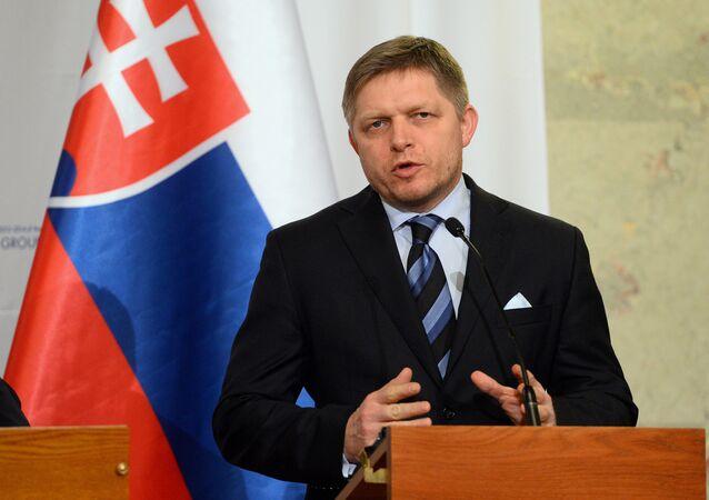 Robert Fico, primeiro-ministro da Eslováquia