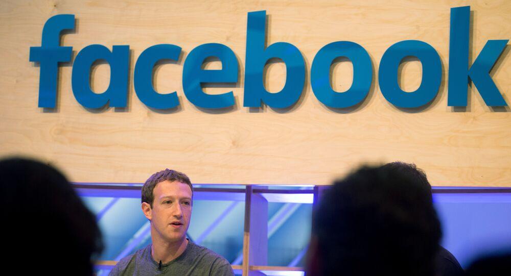 Mark Zuckerberg em Berlim (arquivo)