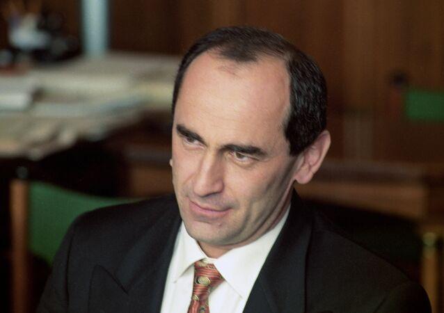 Robert Kocharian, ex-presidente da Armênia