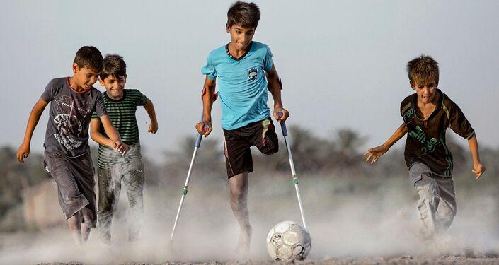 Desejo de viver, foto vencedora na categoria Esporte