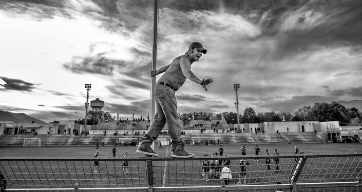 Ultras, foto vencedora na categoria Esporte, séries