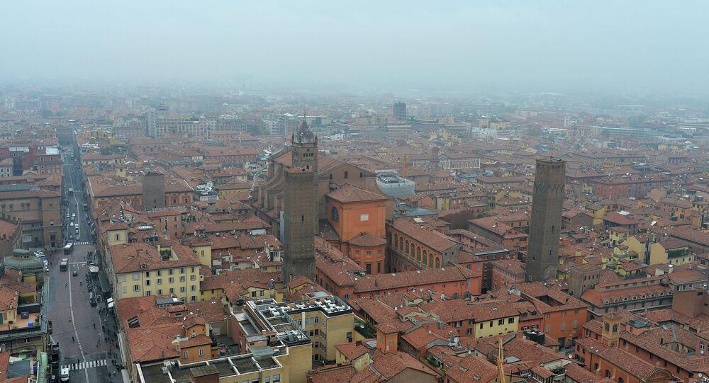 Bologna, Itália