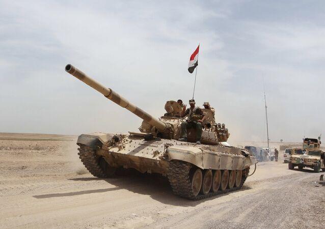 Situación en Irak