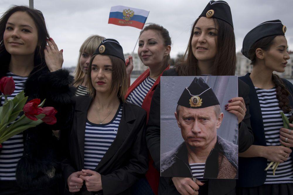 Mikhail Mordasov Crimeia – Um Ano Após a Reunificação com a Rússia