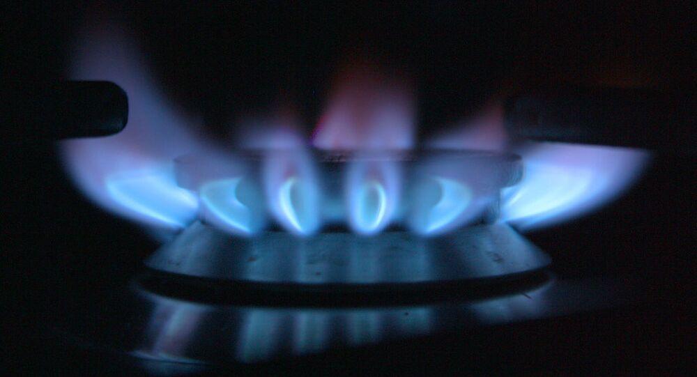 Fogão a gás (imagem de arquivo)